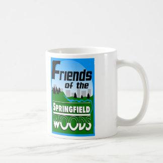 Friends of the Springfield Woods Logo Mug