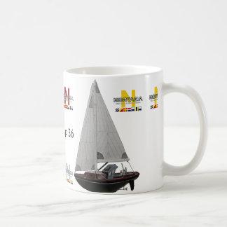 Friendship 36 Yacht Coffee Mug