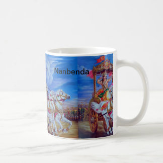 Friendship Cup- Toast to Friendship Coffee Mug