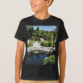 Friendship Garden Balboa Park Pond T-Shirt