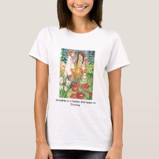Friendship is a Garden T-Shirt