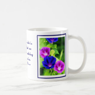 Friendship - Morning Glories Mug