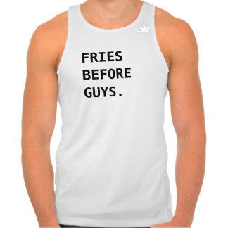 Fries Before Guys Singlet