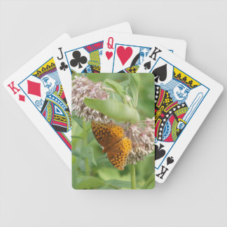 Fritillary Playing Cards