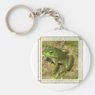 Frog Design Keychain