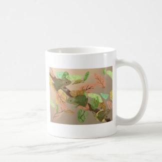 Frog Habitat Basic White Mug