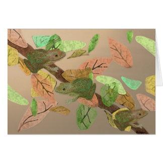 Frog Habitat Cards