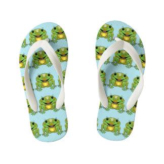 Frog Kids Flip Flops