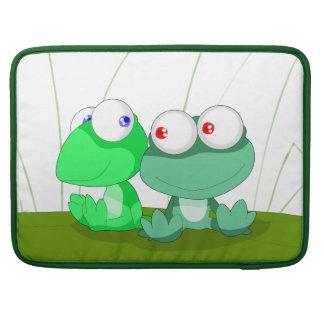 Frog Macbook Pro Sleeves