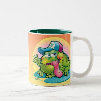 Frog Wave Mug