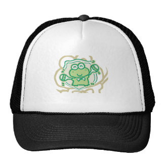 Frog with Maracas Tshirts and Gifts Cap