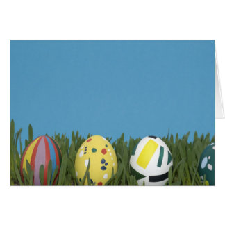Frohe Oster Grusskarte Greeting Card