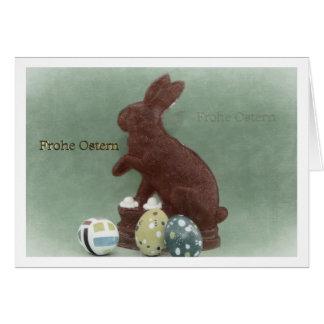 Frohe Ostern Grußkarten