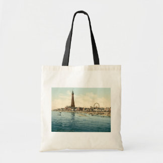 From Central Pier, Blackpool, England Tote Bag