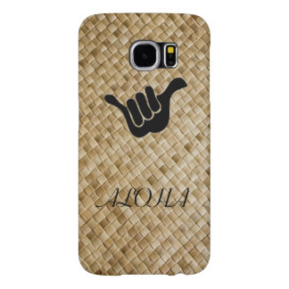 From Hawaii with Aloha Samsung Galaxy S6 Cases