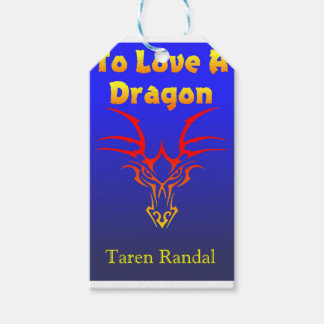 """Front Cover of """"To Love a Dragon."""""""