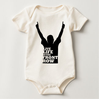 Front Row Foundation: Fan Baby Bodysuit