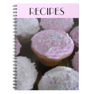 Frosted Cupcakes Notebook