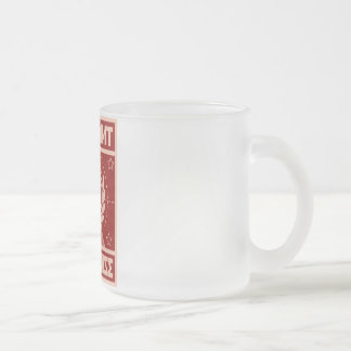 Frosted Mug - Constant Garage Noise