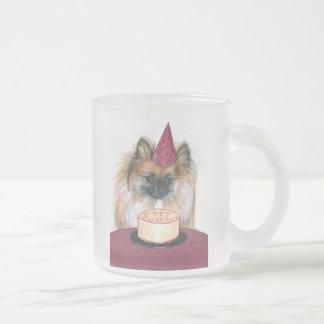 Frosty Birthday Mug