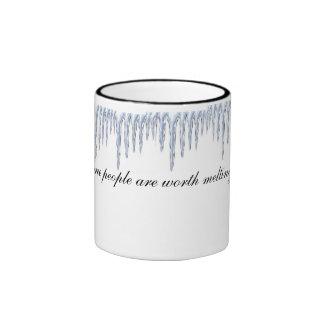 Frozen Theme Mugs! Ringer Mug