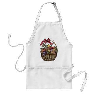 Fruit Basket Standard Apron