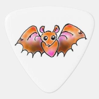 Fruit bat plectrum