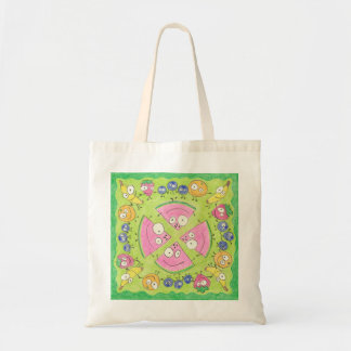 Fruit Party Tote Bag