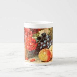 Fruit Salt Advertisement Porcelain Mugs