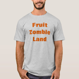 Fruit Zombie Land T-Shirt