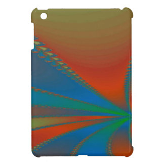 FRUITS  OFTHE HOLY SPIRIT FRACTAL ART COVER FOR THE iPad MINI