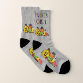 fruits only! - socks 1