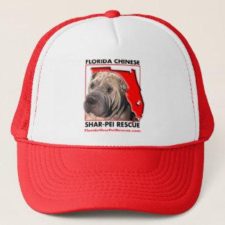 FSPR Red Trucker Hat