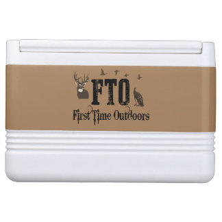 FTO Igloo 12 Can Cooler Chilly Bin