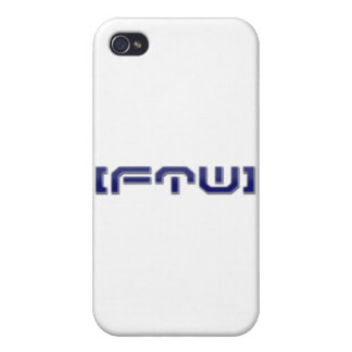 [FTW] Simple Logo iPhone 4/4S Cover