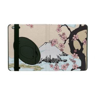 Fuji and Sakura: Powis iCase iPad 2/3/4 Case iPad Case