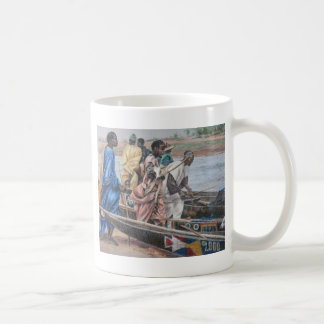 Fulani cattle herders coffee mug
