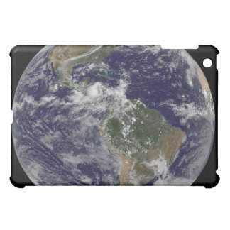 Full Earth showing North America and South Amer 3 iPad Mini Cases