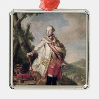 Full length portrait of Joseph II Christmas Ornament