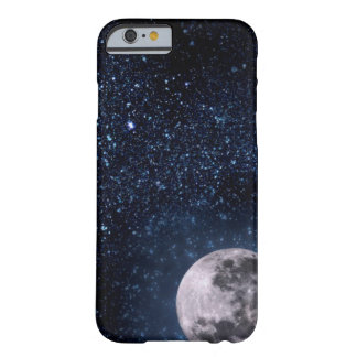 Full Moon and Stars Night Sky Case