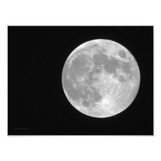 Full Moon Art Photo