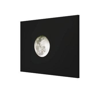 Full Moon Canvas Prints