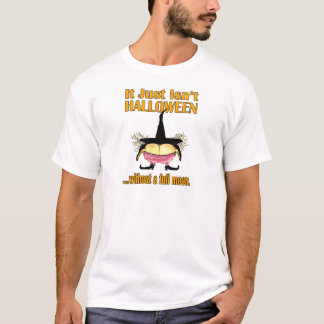 Full Moon Halloween T-Shirt