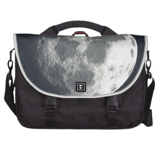 Full Moon Image Bags For Laptop