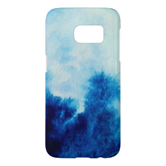 Full moon Samsung S7 phone case