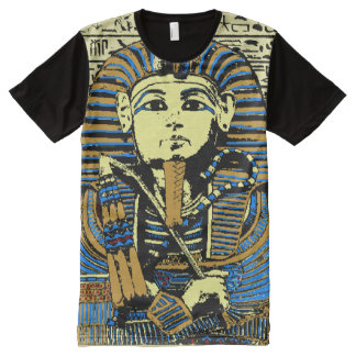 FULL PRINT TUT SHIRT