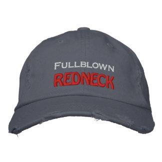 Fullblown  REDNECK Embroidered Hat