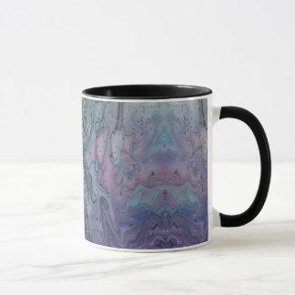 Fun and Funky Abstract Kaleidoscope Mug