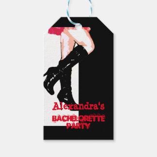Fun dancing girl personalized bachelorette party