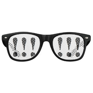 Fun Exclamation-Point Party Retro Sunglasses